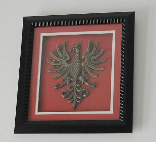 Polish Large Eagle