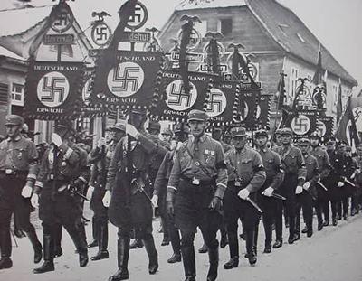 SA - Sturmabteilung