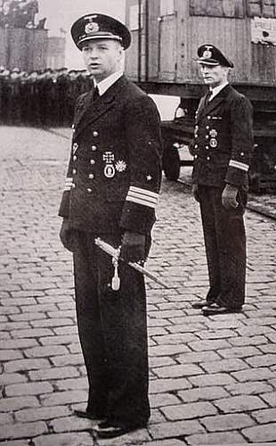 Imperial and Kriegsmarine