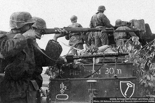 K98 - Karabiner 98 Seitengewehr ( Bayonet )