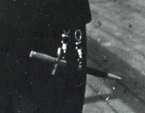 Daggers etc. in my books