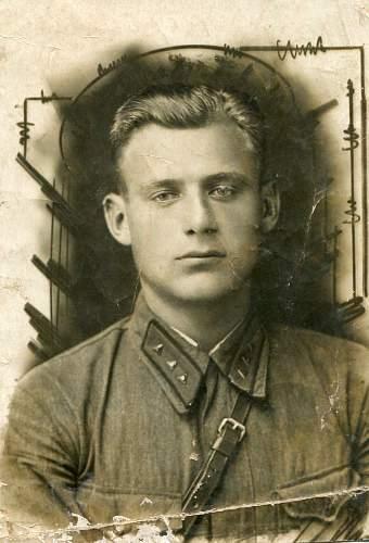 Mikhail Degtyar.