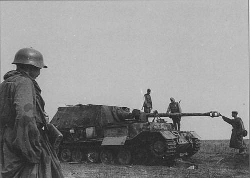 SSh-36 In Wear During the Later Part of the War