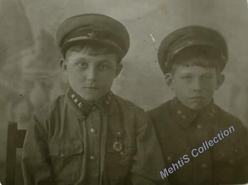 The Kids in Uniform