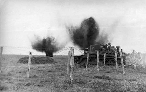 Photos Taken During Combat - The Great Patriotic War