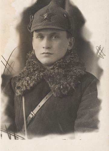 Red Army Officer, February 1940