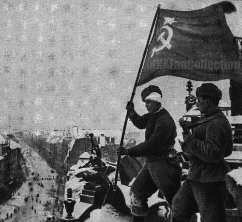 My WW2 Soviet photo collection