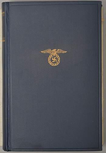 1934 Mein Kampf opinions please