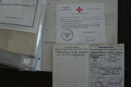 Luftwaffe feld post numbers,?
