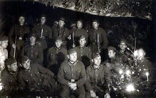 Merry Christmas...Front Weihnachten 1939