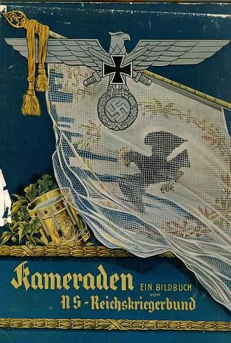 Kamaraden book