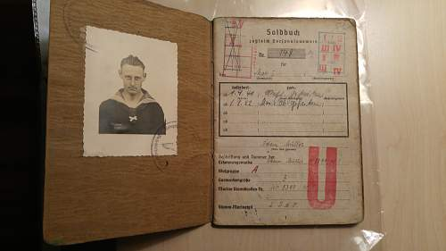 My U-Boat Document Collection