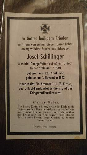 the death of schillinger essay Free online library: toward a reconstruction of the legacy of joseph schillinger by notes music library and information science collections and collecting music teachers history.