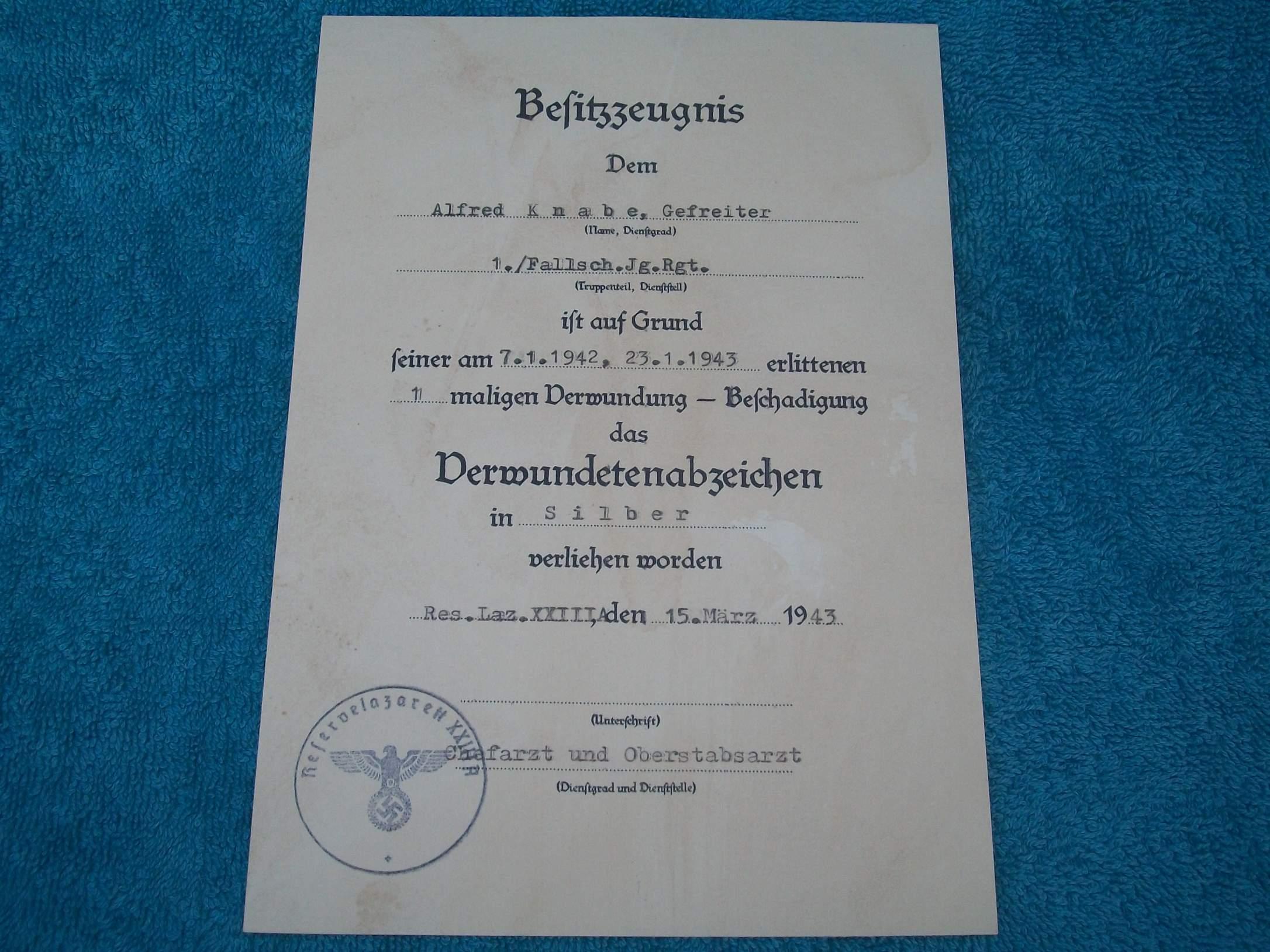 1048844d1487367628-verwundetenabzeichen-silber-wound2 Verwunderlich Reich Werden Mit Silber Dekorationen