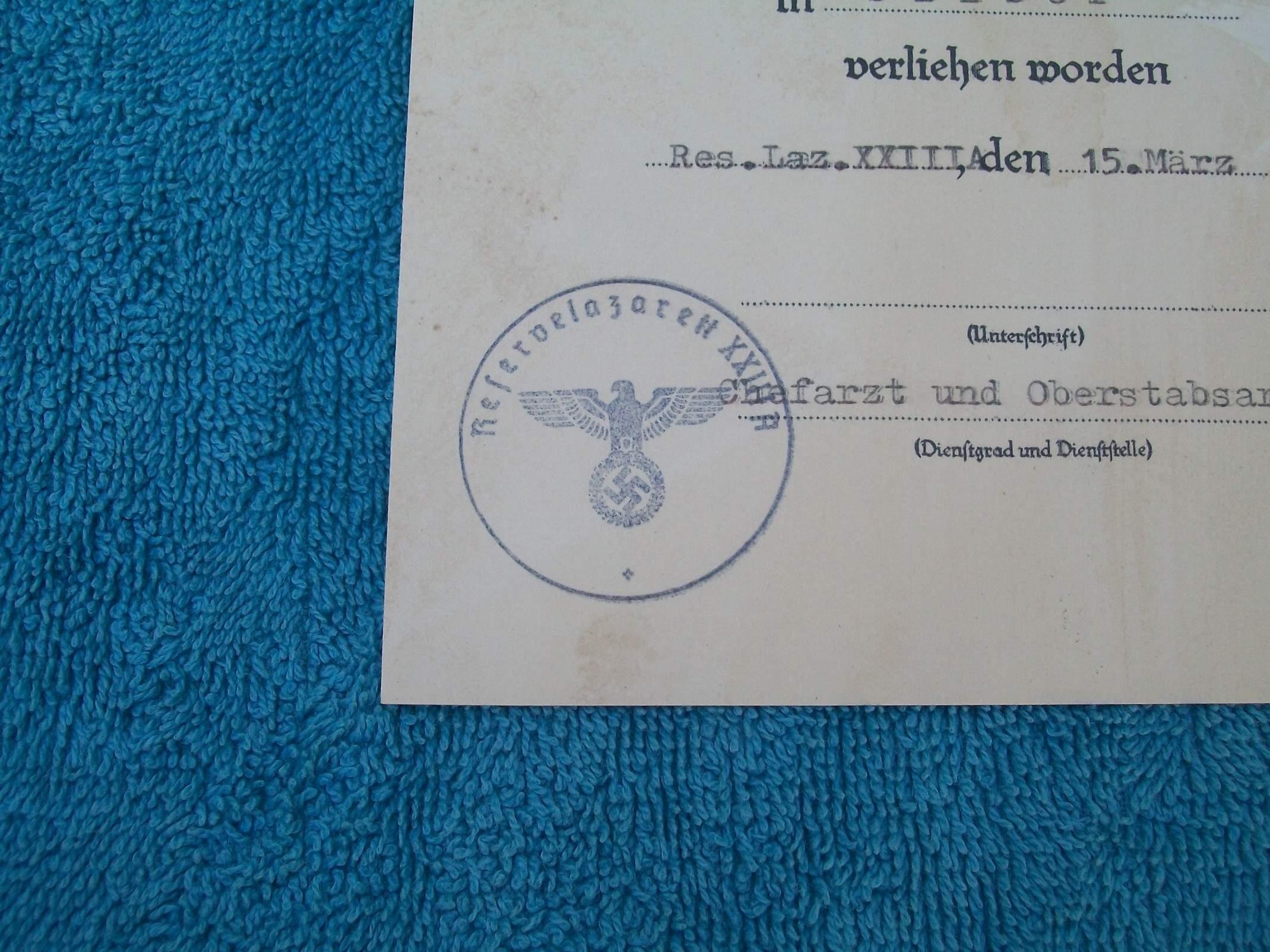 1048845d1487367659-verwundetenabzeichen-silber-wound3 Verwunderlich Reich Werden Mit Silber Dekorationen