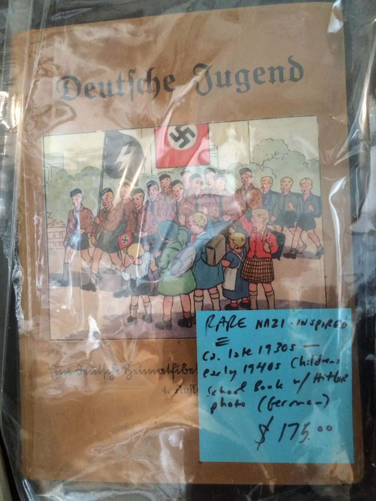please help    rare german school book