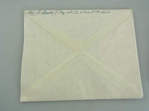 Last German soldier to leave South Finland letter?