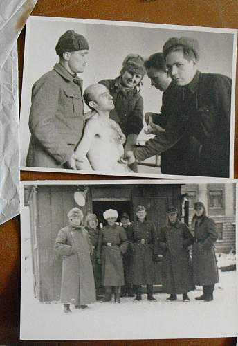 More paperwork with an SS photo