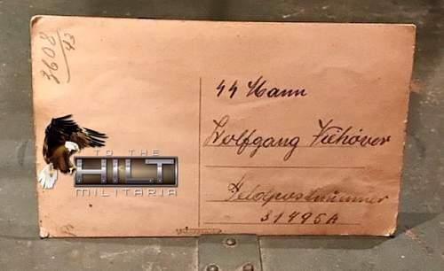 SS Mann Photo & Soldatenfreund Taschenjahrbuch - 1944