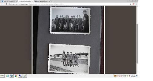 RAD photo album