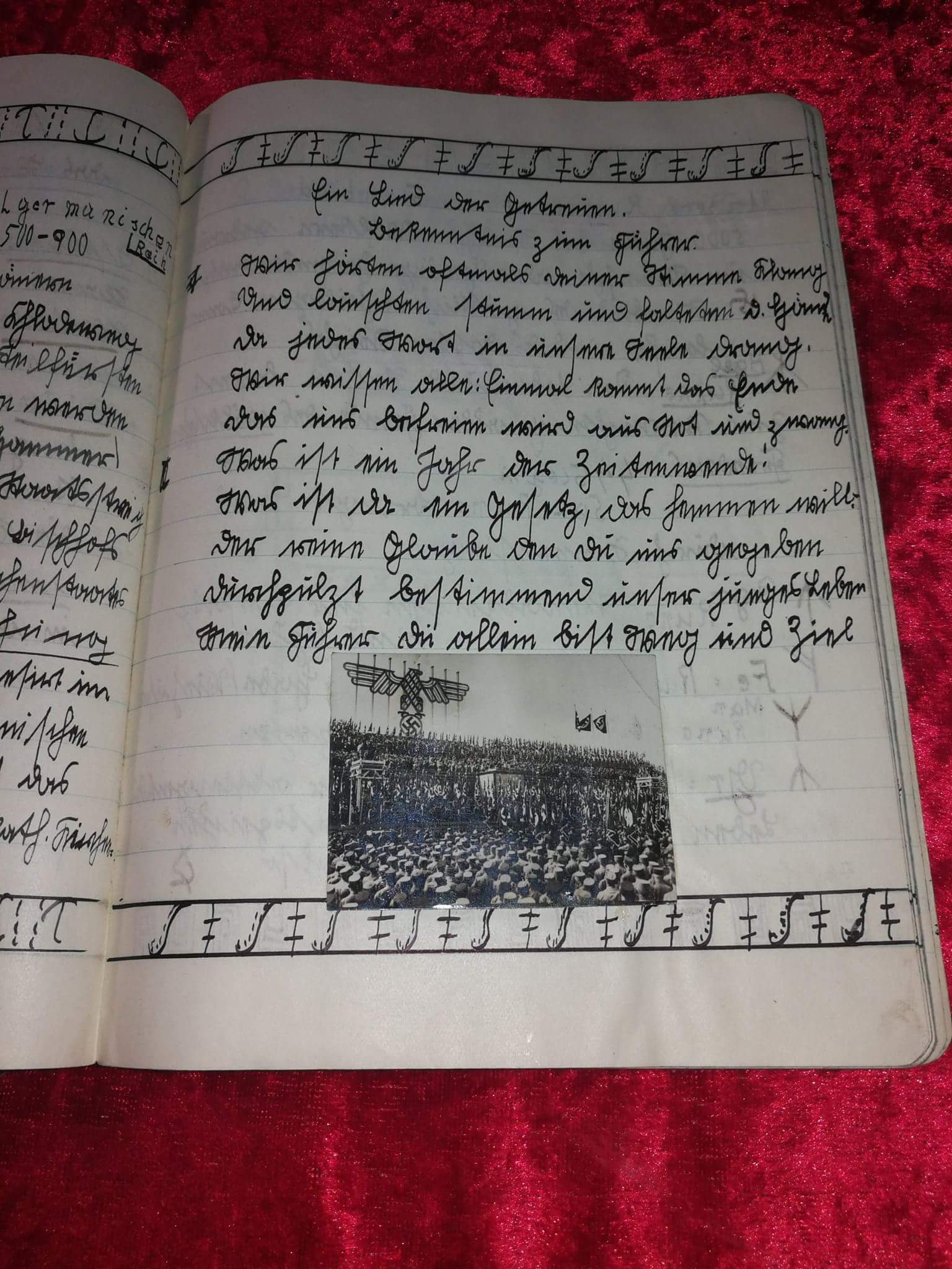 question hitler youth journal