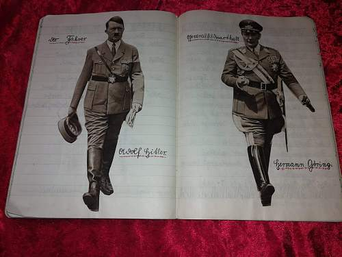 Hitler youth journal