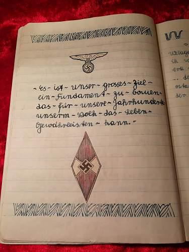 Hitler youth journal