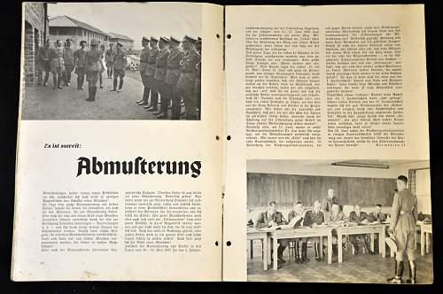 Kameradschaftsblatter: Ordensburg Vogelsang