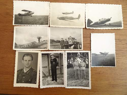 Postcards and Photo's