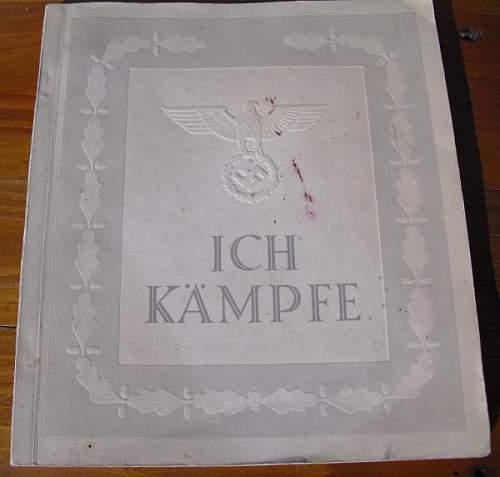 Nice Book 'I fight'