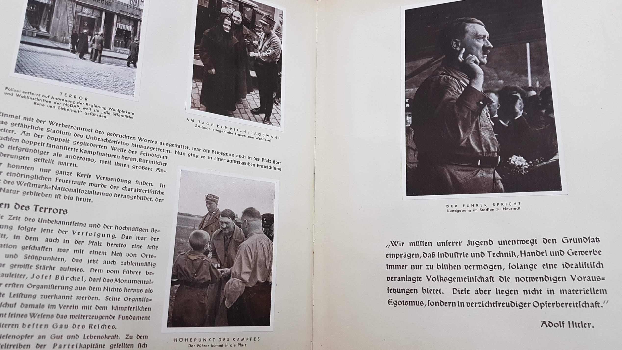 Das Weltmark Buch 1934/35