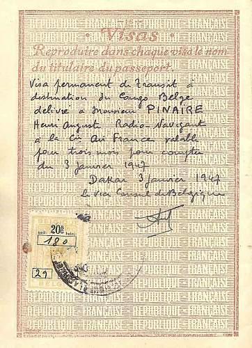French visa...?