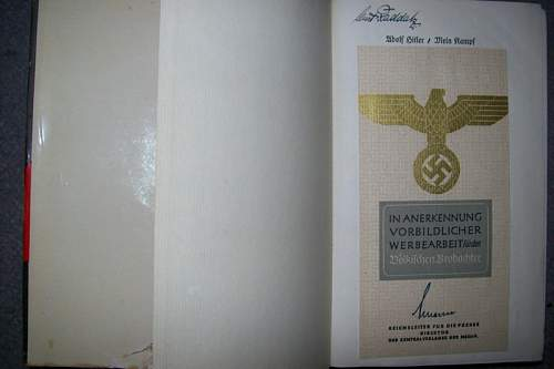 Citation in Mein Kampf