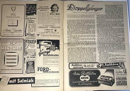 Die Wehrmacht issue no.7 25th March 1942