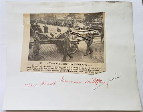 WWII Press Release Photos (Warning: Some Graphic)