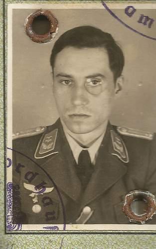 Any info about luftwaffe oberleutnant Ulrich Koch