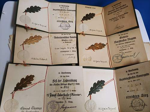 DRK awards? Recognitions?