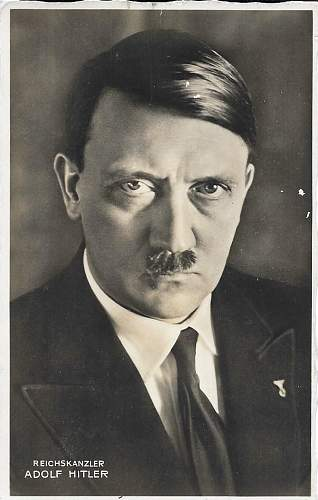 Thoughts on this Hitler signature