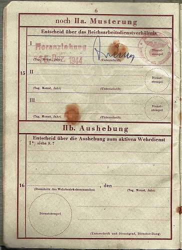 German place or job name?
