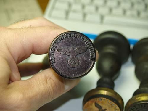 Ink stamp