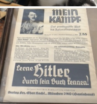 A Guide to Collecting Mein Kampf