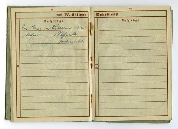 German unit- information needed 9/39