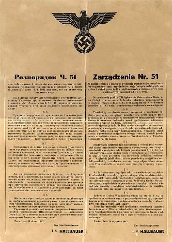 Russian-polish poster