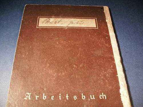 Opinions about arbeitsbuch