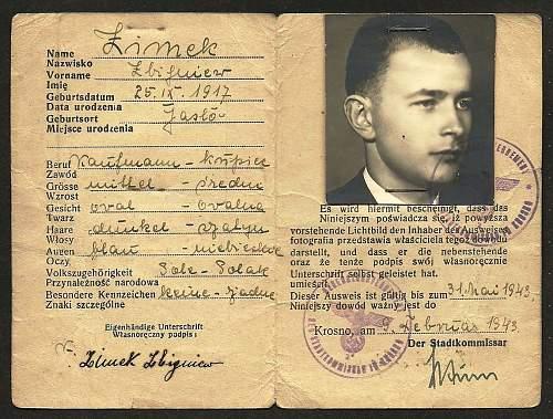 a questions about an Ausweis...GG