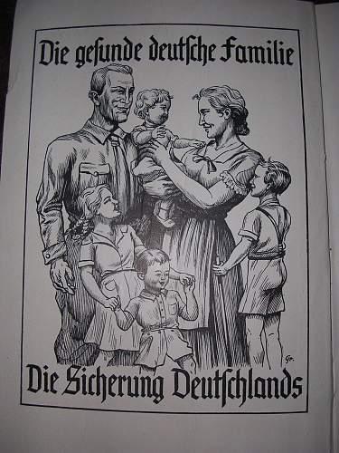 Family health book
