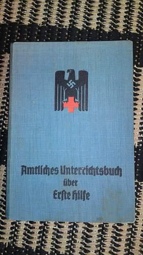 DRK Propaganda Poster: Info/Translation Help