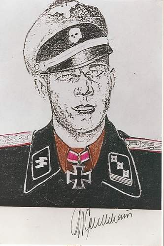 Info about ss captain adolf kelichhaus requested