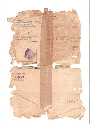 Click image for larger version.  Name:Fathers POW walking papers 001.jpg Views:55 Size:252.7 KB ID:179713