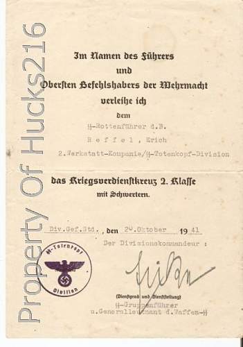 Click image for larger version.  Name:signed by SS-GRUPPENFUHRER THEODORE EICKE_final.jpg Views:169 Size:43.2 KB ID:181443